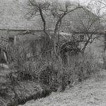 Rückseite Mühle und Mühlgraben