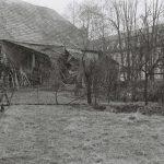 Mühle mit Blick auf Schloss