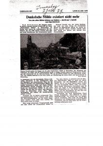 Brückenauer Anzeiger vom 8. Juli 1977