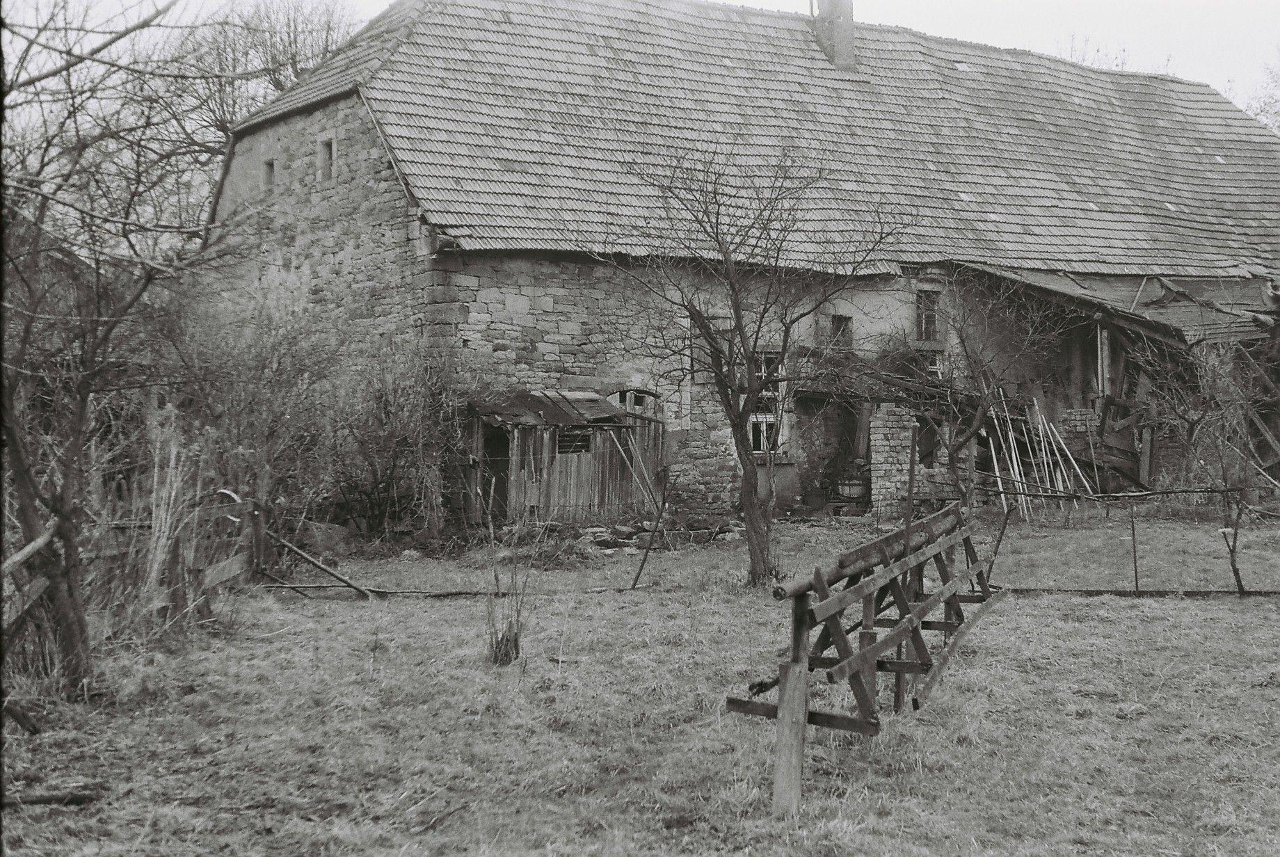 Mühle von hinten 1974